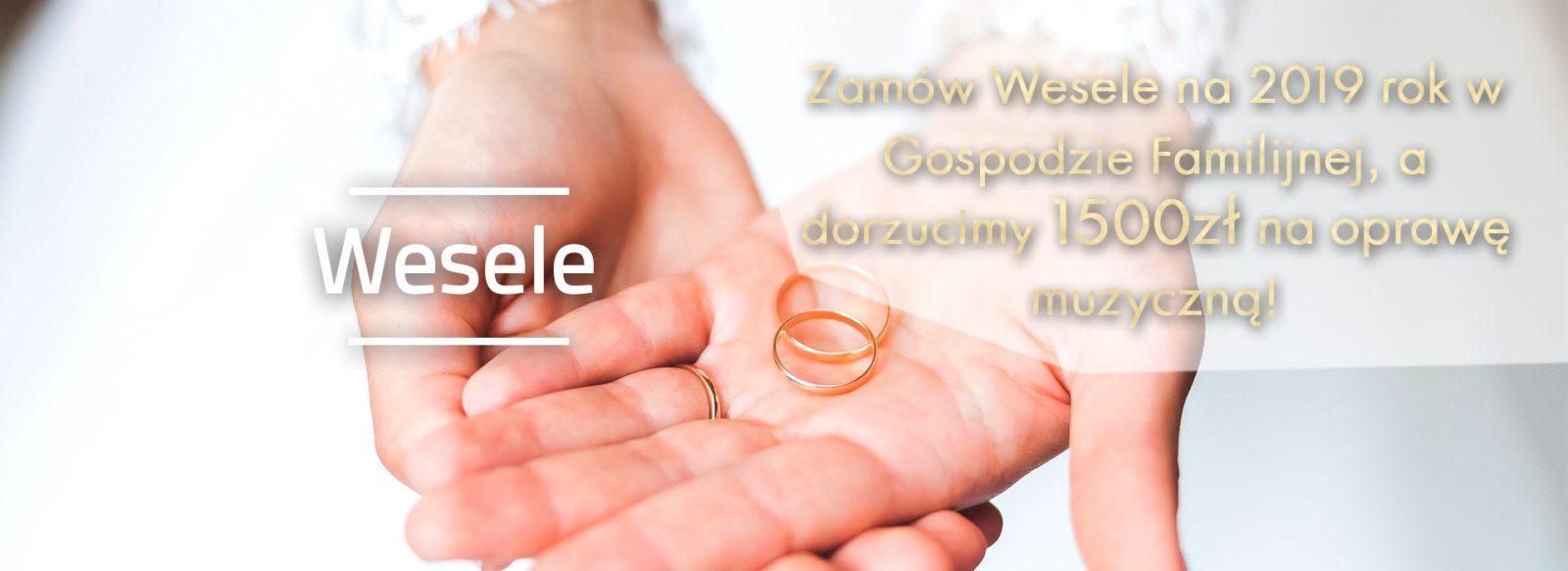 wesele poznań 2019 gospoda familijna