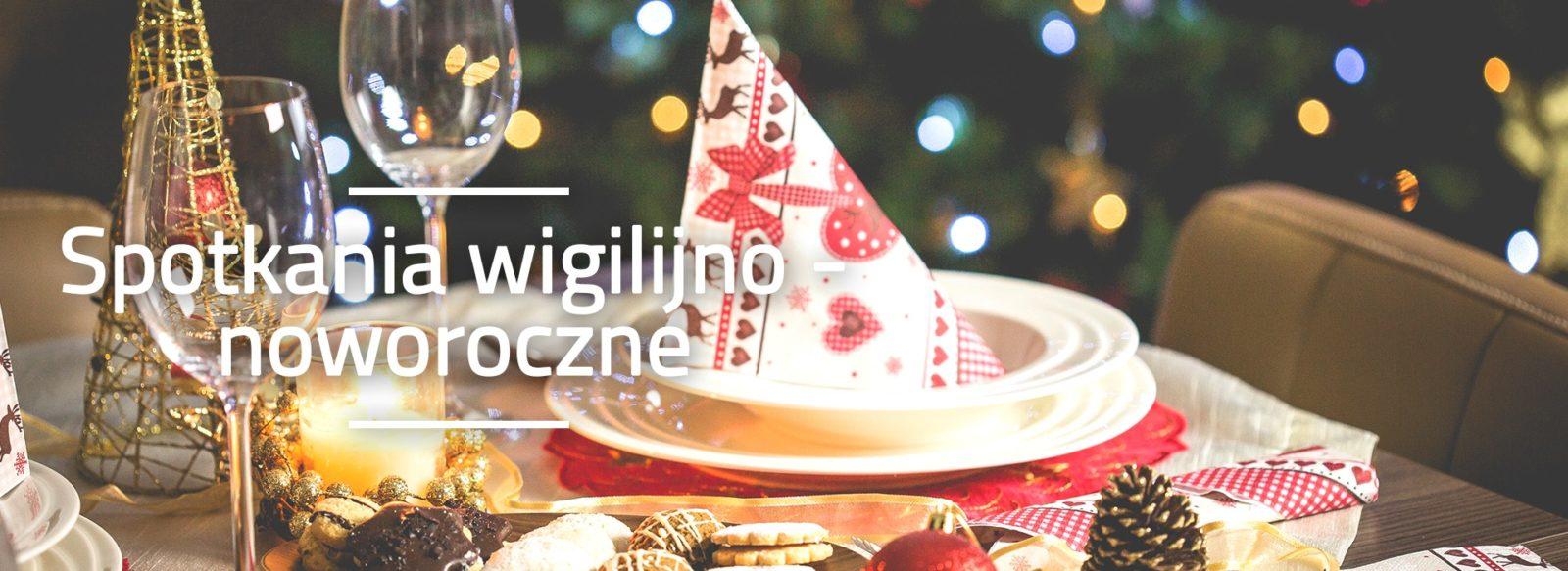 spotkania wigilijno noworoczne